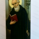 St Benedict of Nursia