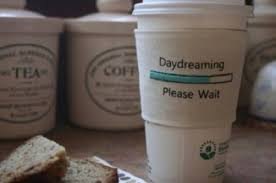 daydreaming please wait